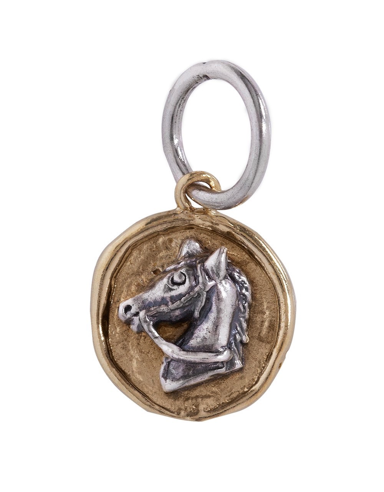 Waxing Poetic® Jewelry Camp Horse Charm