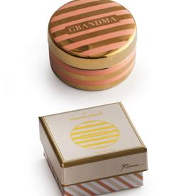 Rosanna™ Grandma Porcelain Round Trinket Box | Rosanna