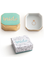 Rosanna™ Bride Porcelain Trinket Ring Box | Rosanna