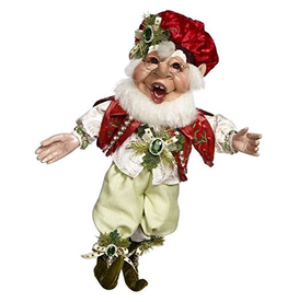 Mark Roberts Fairies Elves Christmas Carol Elf 51-77628 MD 16 inch