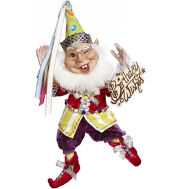 Mark Roberts Fairies Birthday Elves Happy Birthday Wishes Elf MD 19 inch