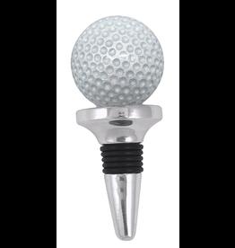 Mariposa Bottle Stopper 2053 Golf Ball Bottle Stopper