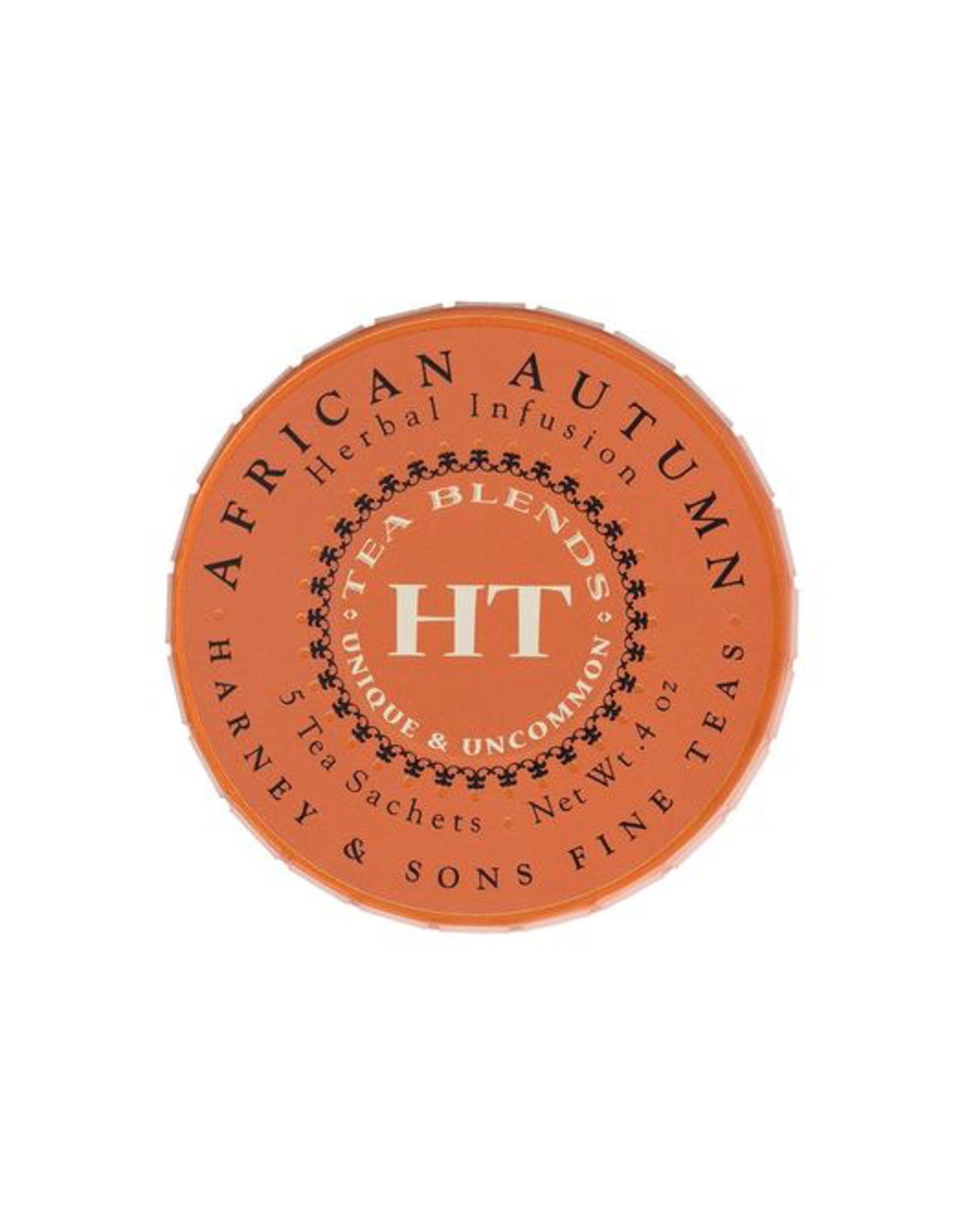 Harney & Sons Tea African Autumn Herbal Infusion 5 Sachets In Tin