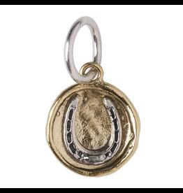 Waxing Poetic® Jewelry Camp Horseshoe Charm