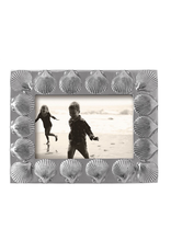 Mariposa 4x6 Photo Picture Frame 3448 Scallop Shells Bordered Frame