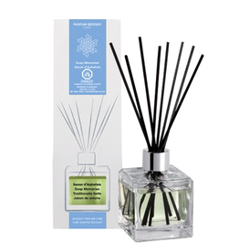 Bouquet Cube Reed Diffuser Soap Memories Maison Berger
