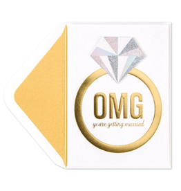 PAPYRUS® Engagement Card OMG Ring