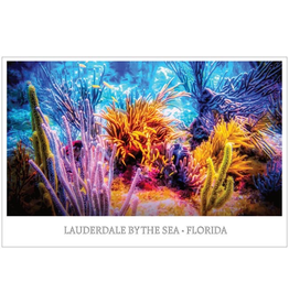 Charles W Gallery Art Poster 24x36 Lauderdale By The Sea