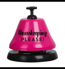 Slant Bartop Bell F155416 Housekeeping Please - Pink
