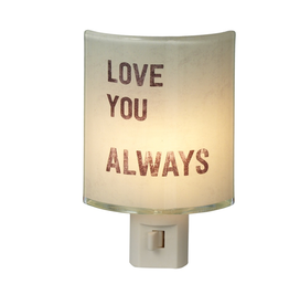 Midwest-CBK Nightlights 121588 Love You Always Night Light