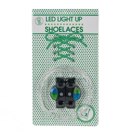 Midwest-CBK Irish-St Patricks Day LED Flashing Irish Shoe Laces