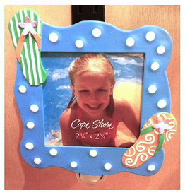Cape Shore Night Light Flip Flops Photo Frame Night Light