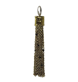 Waxing Poetic® Jewelry CAP4MS-BLK Capella Tassel