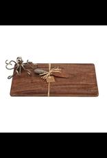 Mud Pie Octopus Board w Spreader Set