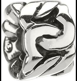 Chamilia Charm Endless Love Sterling Silver Bead GA-133 Chamilia