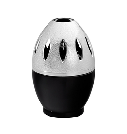 Lampe Berger Fragrance Lamp 114361 Egg Noire Black
