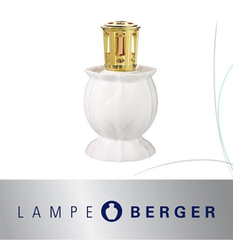Lampe Berger Fragrance Lamp White Lady Limoges Maison Berger