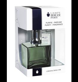 Lampe Berger Fragrance Lamp Cube Gift Box Set Green Maison Berger