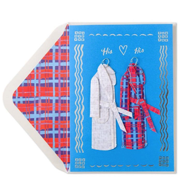 PAPYRUS® Anniversary Card Gay Anniversary His and His Robes