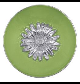 Mariposa Green Daisy Relief Bowl