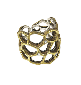 Waxing Poetic® Jewelry Honey Love Ring Size 7