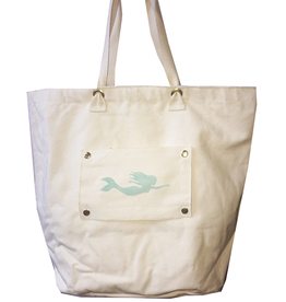MFH Cotton Catch All Bag-23x18 w Mermaid-Oasis