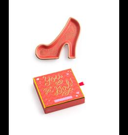 Rosanna™ You Go Girl Tray Shoe Ring Dish | Rosanna Gifts