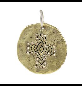 Waxing Poetic® Jewelry Found Again Pendant Cross