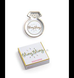 Rosanna™ Ring Tray Ring Dish w Blng Bling | Rosanna Gifts