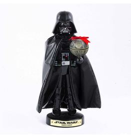 Kurt Adler Star Wars™ Darth Vader w Death Star Nutcracker 10in