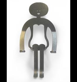 Rockledge Design Studios Ledge Person Business Card Holder