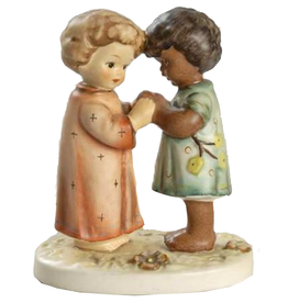 Friends Together Figurine 662/0 Unicef 155104 Hummel