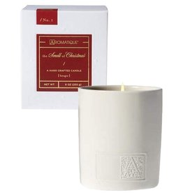 Aromatique The Smell Of Christmas 9 Oz Candle Ceramic Boxed