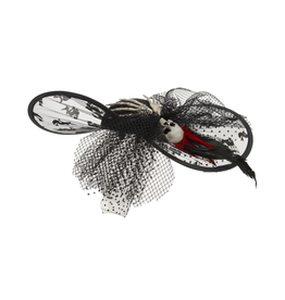 Mark Roberts Fairies Halloween Witch Hat 17 inch Festive Fascinator - A