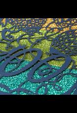 PAPYRUS® Birthday Card 100th Laser Cut Elegant Balloons