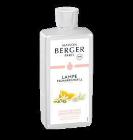 Lampe Berger Oil Liquid Fragrance 500ml Orange Blossom Maison Berger