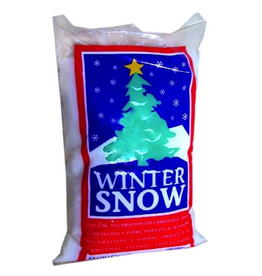 FloraCraft Winter Snow 4 Liter Bag Glistening Faux Powder Style