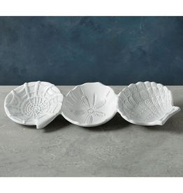 Beatriz Ball VIDA Ocean Shell Triple Dip White Melamine