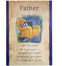 Fathers Day Card Flavia - The Love You-ve Given