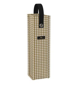 Scout Bags Spirit Liftah Wine Tote Bottle Bag - Cruz Checkham