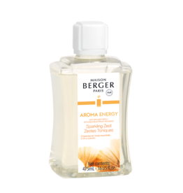 Maison Berger Mist Diffuser Fragrance 475ml Refill Aroma Energy Sparkling Zest