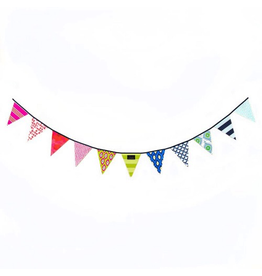 Scout Bags Multi Colored Flag Bunting 11 feet