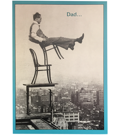 Fathers Day Card New Heights