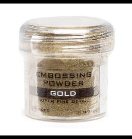 Embossing Powder Super Fine Detail - Gold