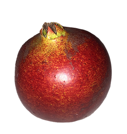 Expo Artificial Large Red Pomegranate 4 Inch Dia