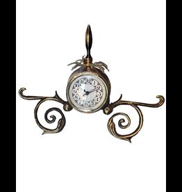 Luna Bella Designs Clio Tabel Clock Handmade Modern Eclectic Chic