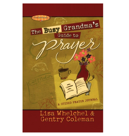 Simon and Schuster The Busy Grandmas Guide to Prayer Motherhood Club