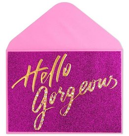 PAPYRUS® Blank Card Hello Gorgeous | BCRF Friendship Card