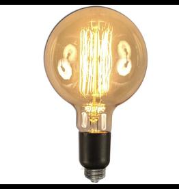 Oversize Vintage Style Light Bulb 60W E26 G150F2 6X11in