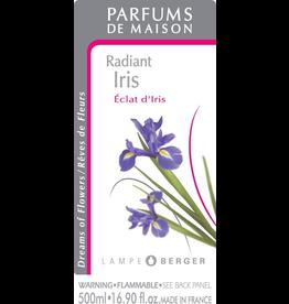 Lampe Berger Oil Liquid Fragrance 500ml Radiant Iris